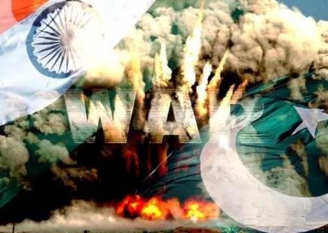 इंडिया पाकिस्तान जंग वॉर