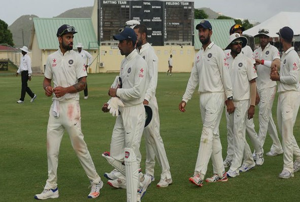 Image result for india vs newzealand test