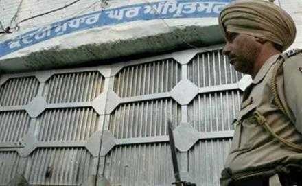 armed men break into nabha jail and make khalistan terrorist and 4 others free