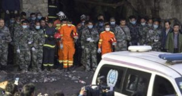 59 people killed due to explosions in two coal mines in china