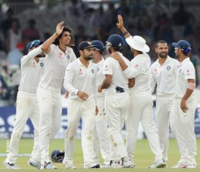4th day of 5th test match india vs england