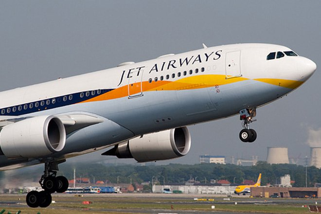 jet airways plane hijacked by 80 passengers