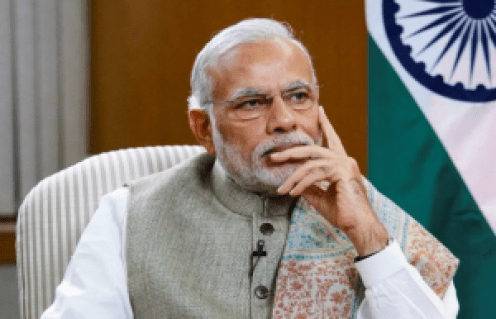 pm modi in danger with the announcement of donald trump