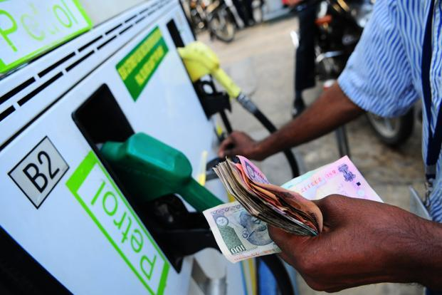 petrol price hiked by 2.21 rs per litre and diesel price hiked by rs 1.79 per litre