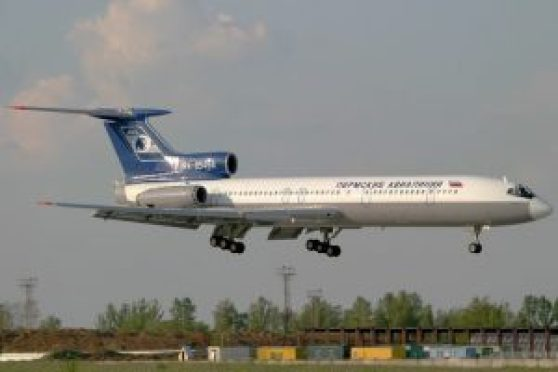 91 people were on russian military plane crashed over black sea