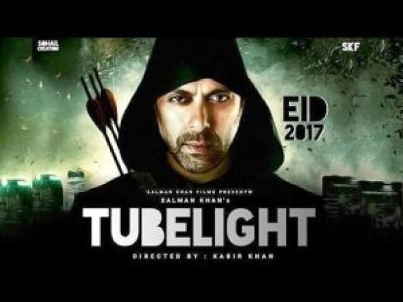 salman khan is busy in shooting of his new film tubelight