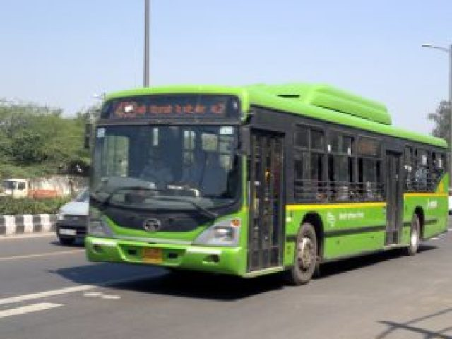 delhi dtc bus file returned from lg office