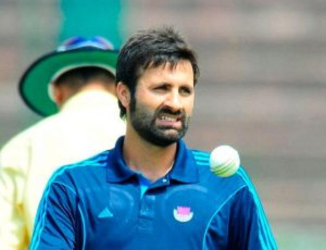 parvez rasool is sad as ravichandran ashwin is replaced
