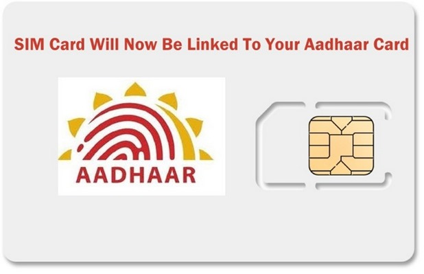 aadhar card will be linked to prepaid sim card within one year central government told supreme court
