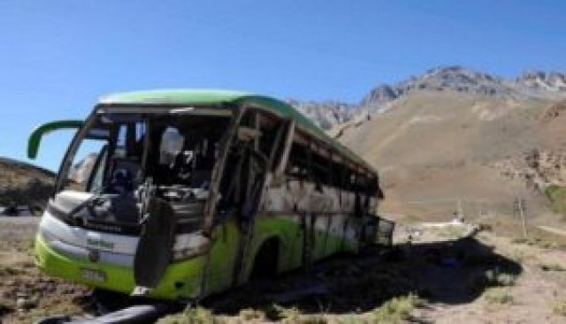 19 people killed and 20 people injured due to a bus accident in argentina