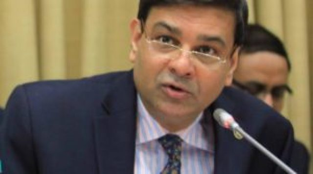 rbi governor urjit patel said that banned notes deposited in banks are still counted