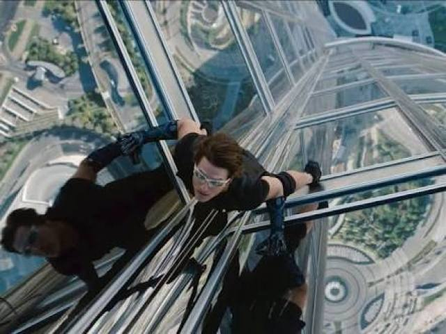 Tom Cruise is practicing for more than one year for mission impossible 6 sequence