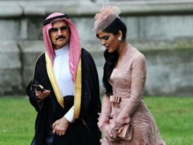 saudi princess wearing western dresses and refused to wear hijab