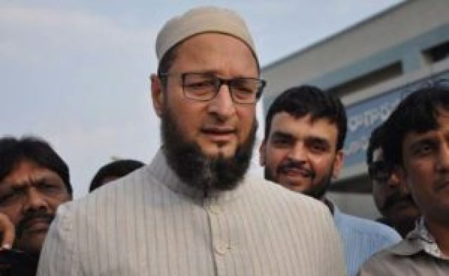 asaduddin owaisi said that time should be given to owners of illegal slaughter houses