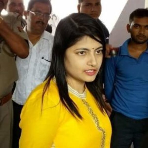 b chandrakala removed from the post of dm of meerut
