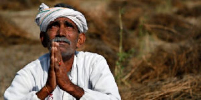 farmer's situation is very bad in india at the time of modi government