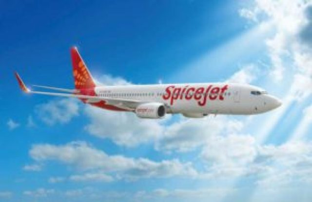 spicejet plane landed due to stinking lavatory and bad smell coming from plane toilet