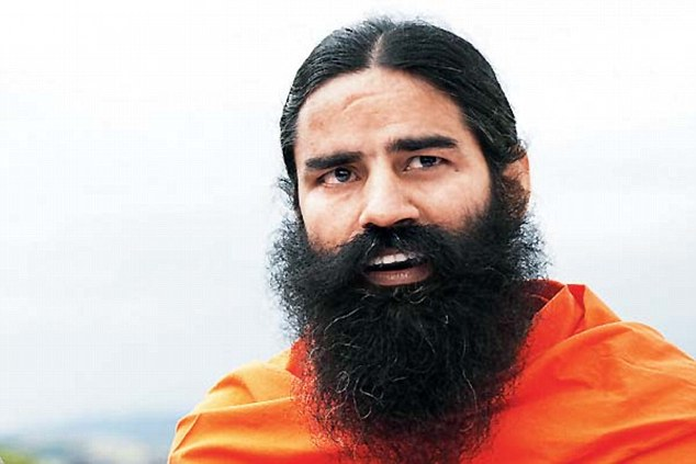 baba ram dev company patanjali is serving expiry things to the flood victims