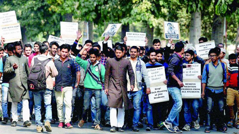 the negotiation between amu vice chancellor fails