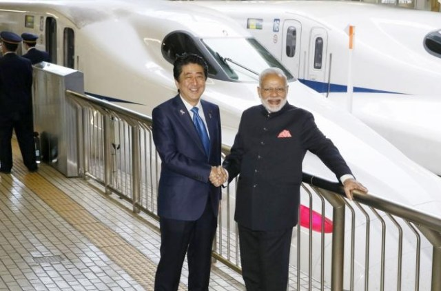 12 class student told narendra modi to first improve indian railways rather than running bullet train