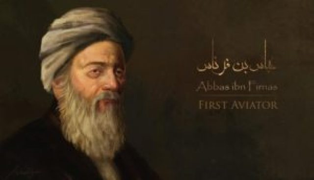 abbas ibn firnas found the way to fly
