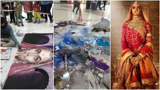 deepika padukone slaps smriti irani for attacks on set of padmavati