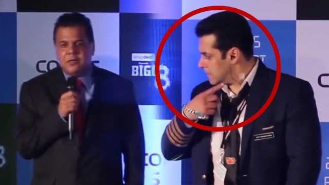 salman khan सलमान खान stopped his show after hearing azan