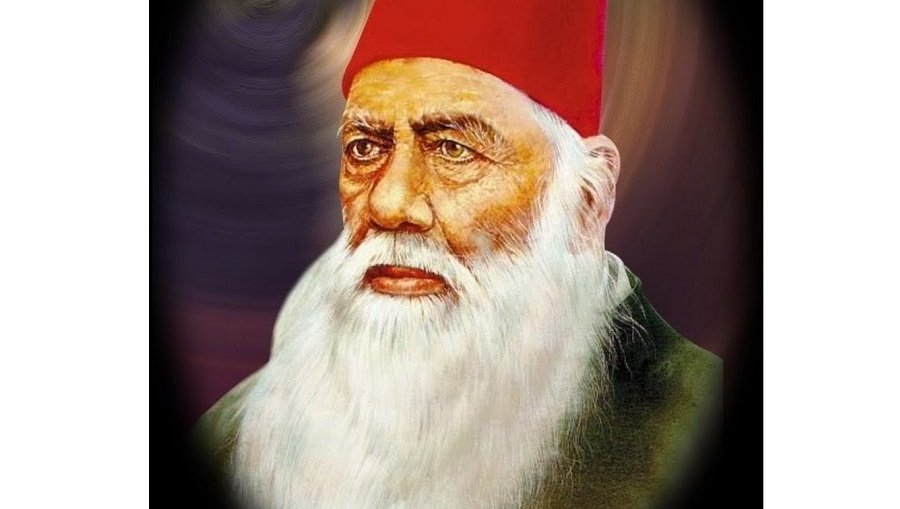 painting competition and sir syed day celebration on 200 birth anniversary of sir syed ahmad khan