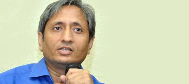 ravish kumar gujarat elections गुजरात चुनाव
