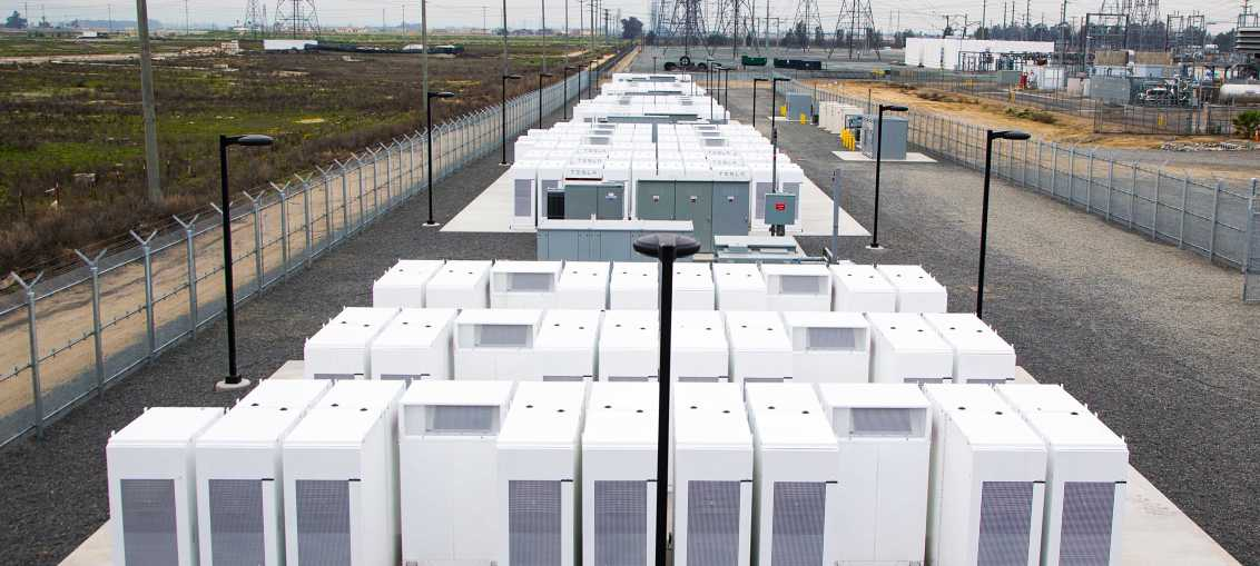 tesla turns on world's biggest battery