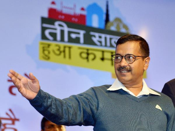 kejriwal government केजरीवाल सरकार popularity test
