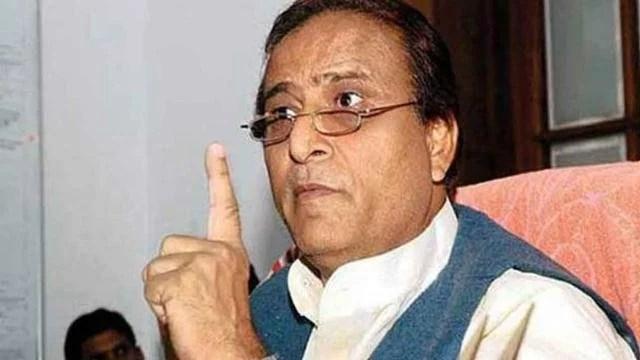 azam khan आज़म खान targets yogi adityanath