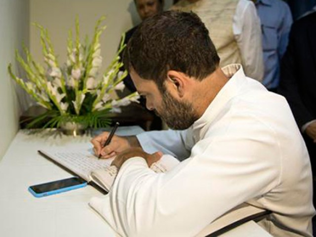 Image result for rahul gandhi with phone