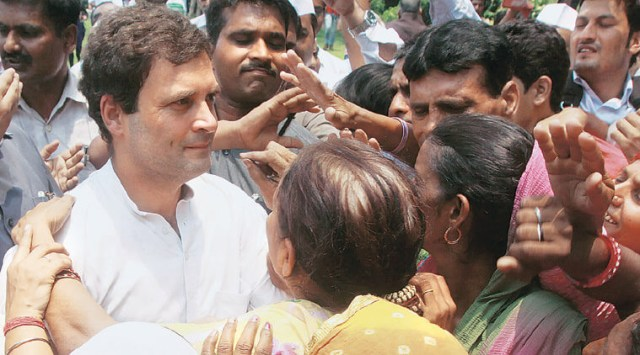 Image result for rahul gandhi happy with people latest pics