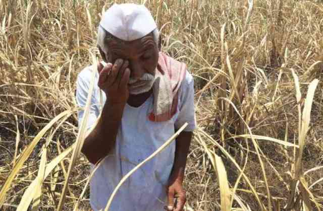 farmer asks amit shah question