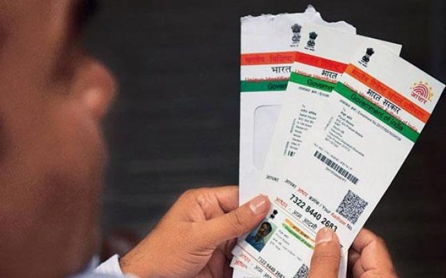 aadhar card linking deadline extended सुप्रीम कोर्ट