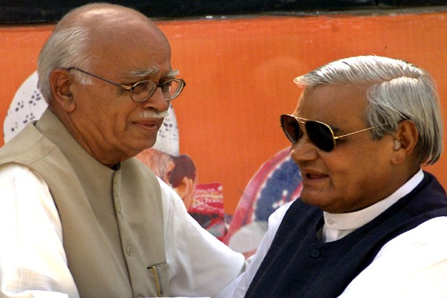 Image result for advani