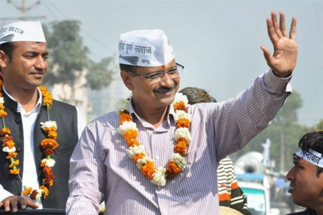 Image result for arvind kejriwal rally