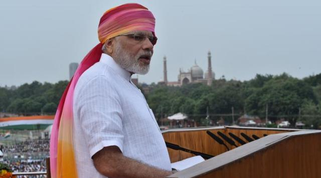 Image result for narendra modi 15 august speech