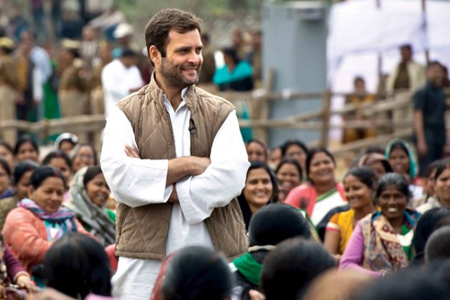 Image result for rahul gandhi happy with people