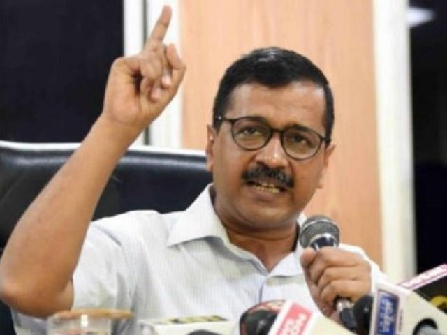 arvind kejriwal अरविंद केजरीवाल statement regarding coalition with congress