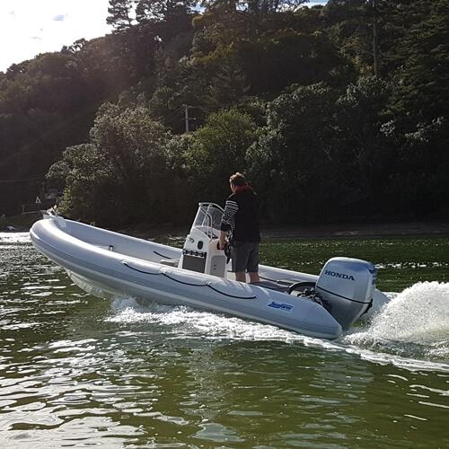 SEAFARER SF 550 R