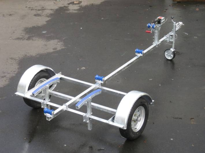 T Bar Boat Trailer