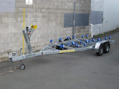 Tandem Axle Trailer New Zealand