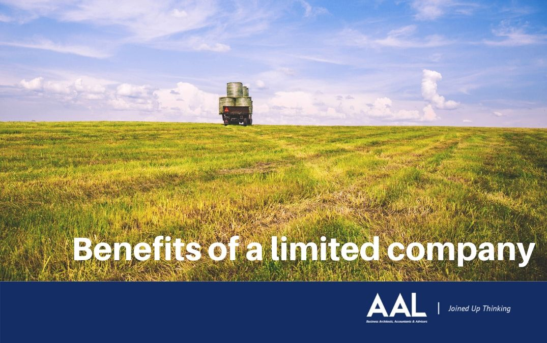 the benefits of a limited compant by AAL Áine Kiely O'Donnell