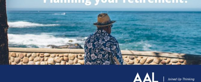 retirement planning from AAL - Áine Kiely O'Donnell