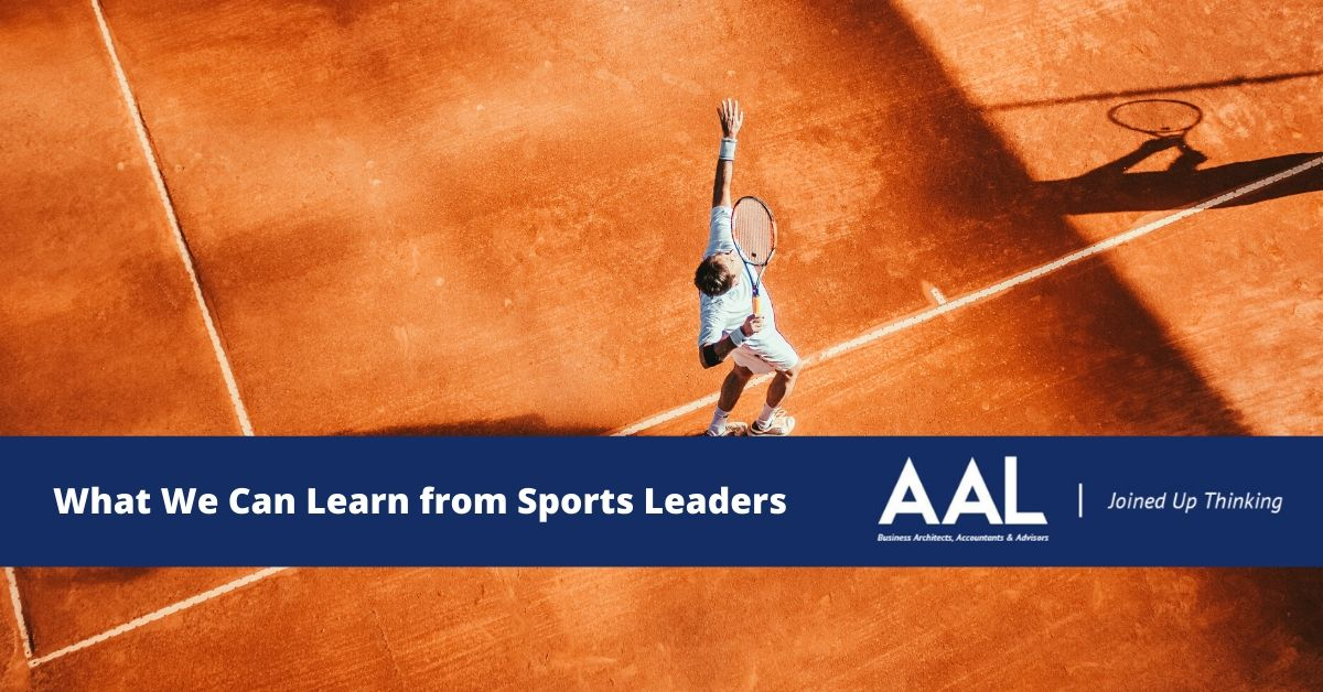 What Business Leaders Can Learn from Sports Leaders