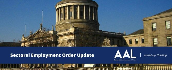 Sectoral Employment Order Update