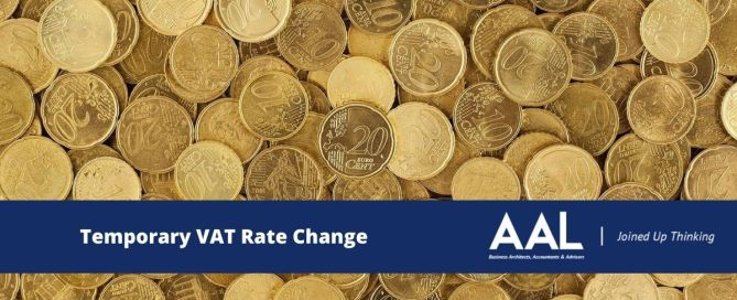 Temporary VAT Rate Change