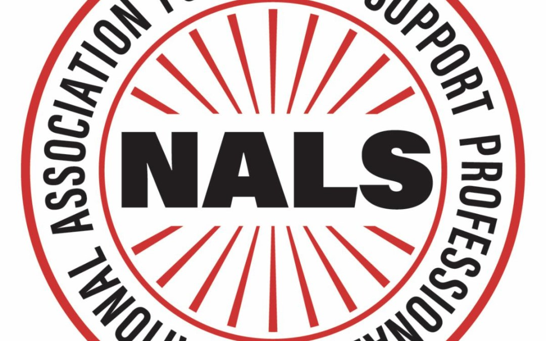 Notice from NALS